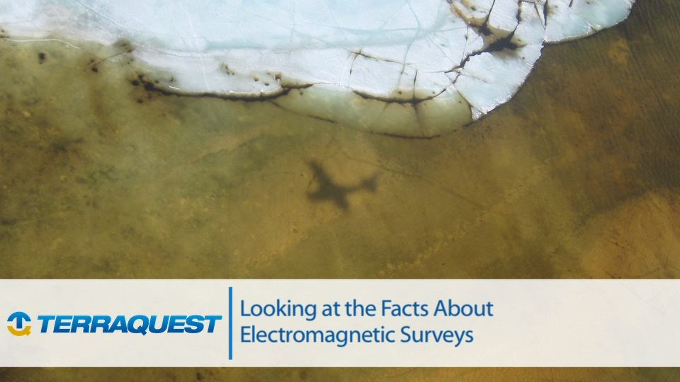 Looking at the Facts About Electromagnetic Surveys